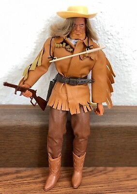 Selten ✨Action Figur ✨Big Jim Buffalo Bill Surehand 70er vintage
