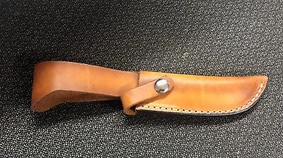 Custom Leather Sheath 1042