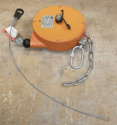 Packers Kromer 7221-42 Zero Gravity Tool Balancer 9.75ft Drop Cable FREE S&H 222