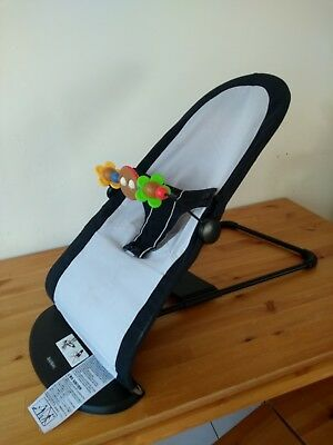 Baby bjorn bouncer With Toy Bar