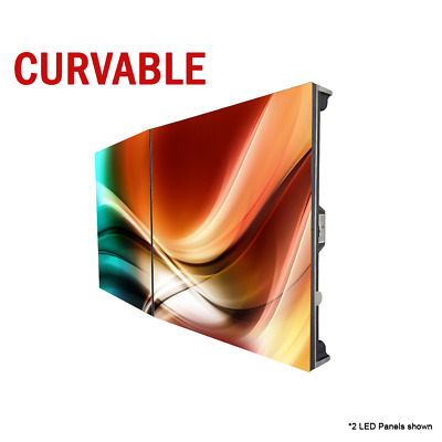 New P3 Curvable High Resolution Led Video Panel Warranty Led Video Wall Us
