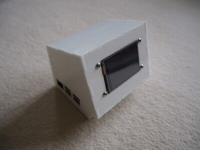 Nextion 2.4 2.8 3.2 case  enclosure for Raspberry Pi  B+ onwards