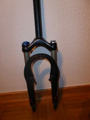 Spinner Air 20 Zoll Federgabel,1 1/8 Zoll Schaft, IS 2000, Lockout