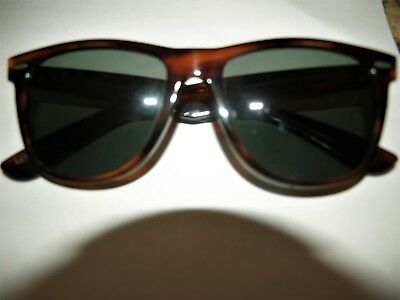 Vintage Mens Ray Ban Sunglasses, Tortisse Shell