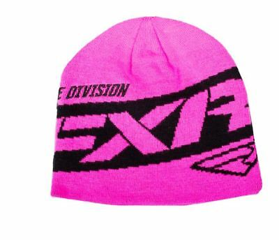 FXR Adult Electric Pink Podium Beanie Hat 191614-9400 191614-9400-00