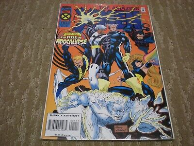 Amazing X-Men #1-4 Complete Set (1995) Marvel Comics (Age of Apocalypse) NM