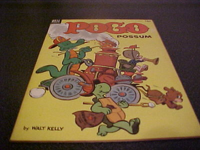 Walt Kelly POGO POSSUM #13 July 1953 Dell Comic