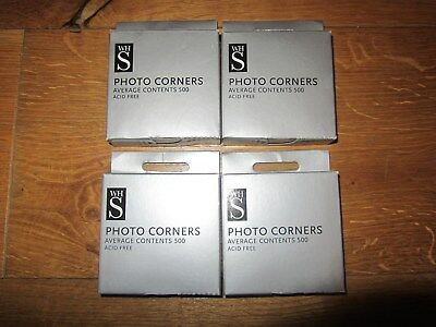 Photo Corners for Traditional Albums x 5 Brand New