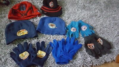 Kids gloves.hats