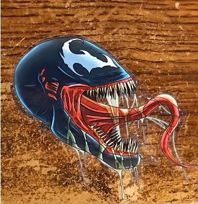 Venom Sticker w/ Transparent background!