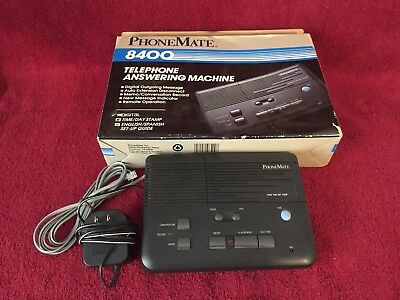 Phonemate 8400 Answering  System Almost Mint (16)