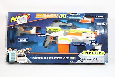 Nerf N-Strike Modulus ECS-10 Blaster - New Open Box