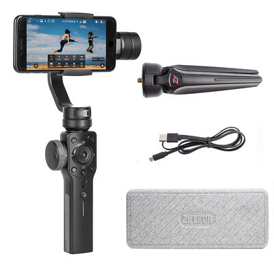 Zhiyun Smooth 4 3-Axis Handheld Gimbal Stabilizer for Phones XS XR XS Max S9 S9+