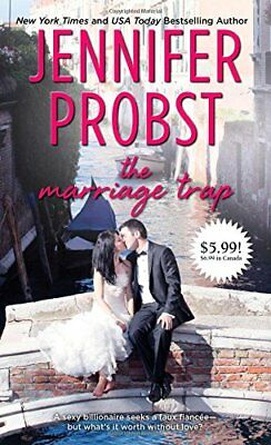 The Marriage Trap (Marriage to a Billionaire) By Jennifer Probst