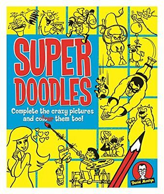 Super Doodles By Lisa Regan and Beccy Blake
