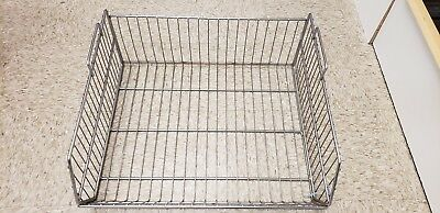29 Storage Shelf Wire Basket Organizer - Premium Stainless steel rack silver