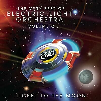 Electric Light Orchestra - Ticket To The Moon: The Very Best Of - Cd - New