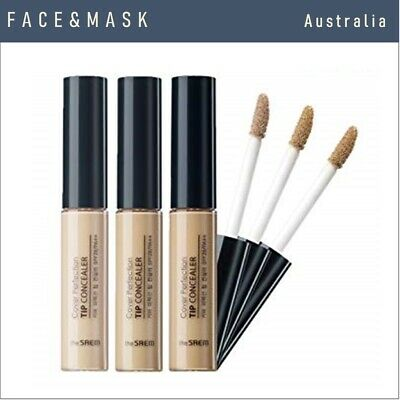 THE SAEM Cover Perfection Tip Concealer - 5 colours! (#01,#1.25,#1.5,#1.75,#02)