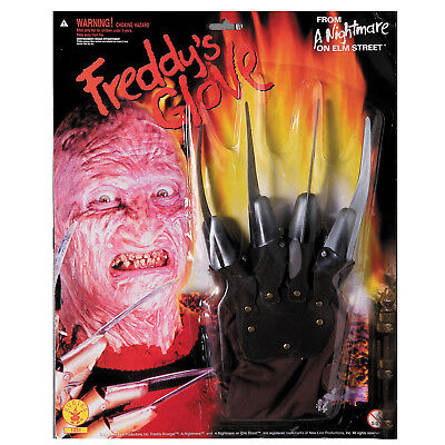 NEW Freddy Krueger's Glove, One Size