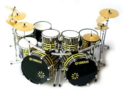 Miniature Drums STRYPER Robert Sweet Stryper God Damn Evil Drums