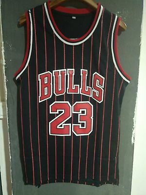 differently 3a3ec 1fd56 MICHAEL JORDAN #23 Chicago Bulls White Throwback Swingman ...