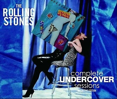 The Rolling Stones Complete Undercover Sessions : Definitive Edition 6Cd New