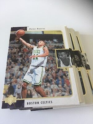 LOT 22 CARTES DE BASKET NBA UPPER DECK SP 1995-1996 95-96 - Regular