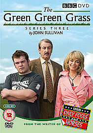 The Green Green Grass - Series 3 - Complete (DVD, 2009, 2-Disc Set) Uk Region 2
