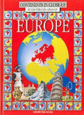 Europe (Continents in Close-up) By Keith Lye