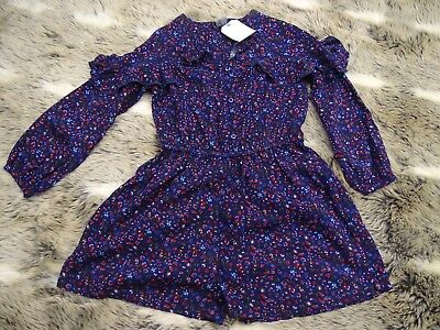 NEXT girls multi floral  playsuit  3 years * BRAND NEW D2-6