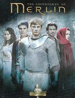 The Adventures of Merlin : The Official Annual 2012