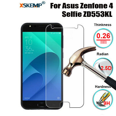 Premium Tempered Glass Film Screen Protector Protection For ASUS ZenFone Phones