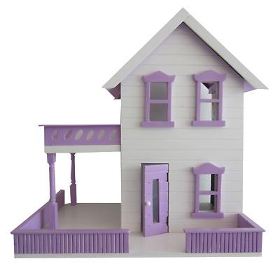 Beautifully Hand Crafted Doll House - The Alice
