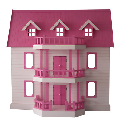 Beautifully Hand Crafted Doll House - The Katie