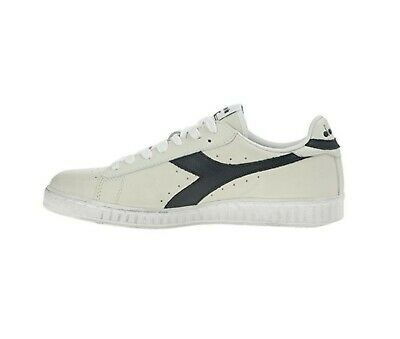 SCARPE UOMO SNEAKERS DIADORA GAME L LOW WAXED in pelle