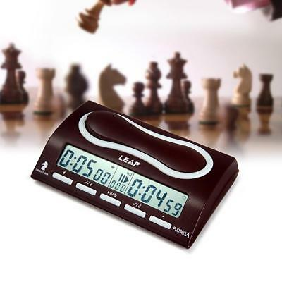 Chess Clock Time Count Down Up Wei Chi Alarm Multifunctional Digital Games Timer