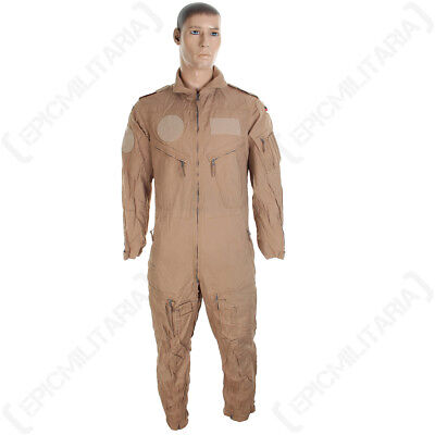 Original German Flight Overalls - Coyote Suit Surplus All Sizes Coveralls Army