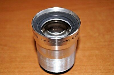 "BELL & HOWELL - 2"" f/1.4 SUPER PROVAL - 16mm CINE PROJECTOR LENS"