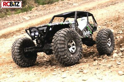 """Scale Crawler Axial WRAITH RTR Rock Racer Bouncer AX90018 4x4 4WD 10th RC 2.2"""""""