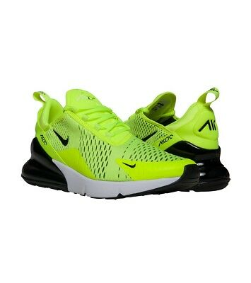 official photos 6a56e 43cd1 Scarpe uomo sneakers NIKE AIR MAX 270 VOLT in tessuto giallo AH8050-701