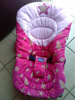 CHICCO Baby Wippe ~ Pink/Rosa/Bunt ~ verstellbar ~ Top Zustand