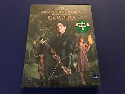 Miss Peregrine's Home for Peculiar Children Ltd. Steelbook KE NO 46A - 429/600