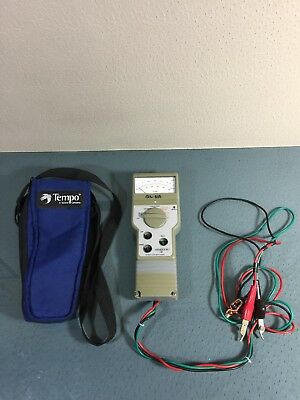 Tempo Sidekick 7B Cable Tester/ Free Shipping #507