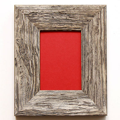 "Rustic New--Wooden ACEO-Frame--fits 2.5"" x 3.5""-Image-Low-P&P-on-Multi Orders"