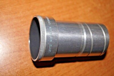 LEITZ WETZLAR GERMANY - COLORPLAN 1.25 / 90mm PROJECTOR LENS