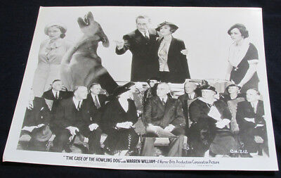 Early Perry Mason Case of the Howling Dog 1934 Lot