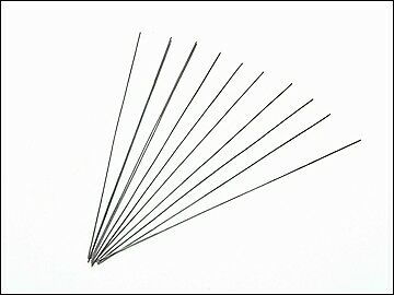 Faithfull Piercing Saw Blades 130mm (5in) 32tpi (Pack of 12) FAIPRSB32