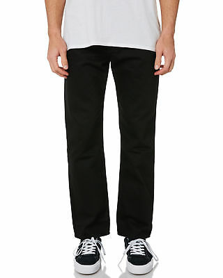 New Levi's Men's Levi`S 516 Mens Cropped Jean Cotton Fitted Black