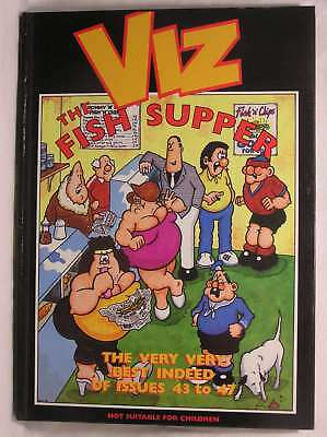 The Fish Supper, Viz, Very Good Book