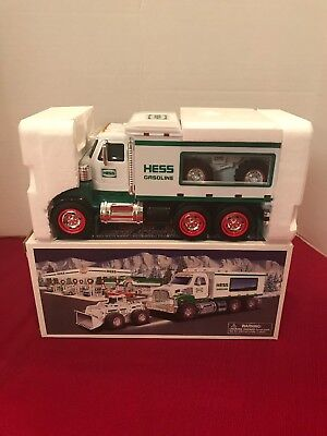 2008 Hess Toy Truck And Front Loader New In Box!
